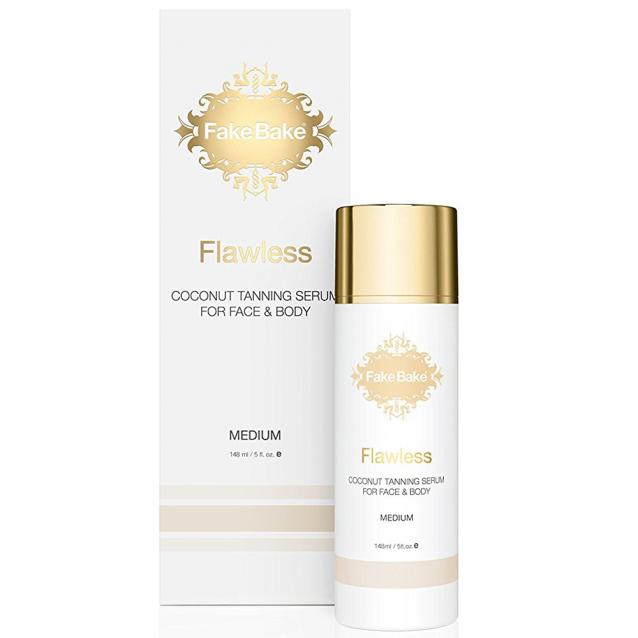 Fake Bake Flawless Coconut Self Tanning Serum For Face And Body 148ml