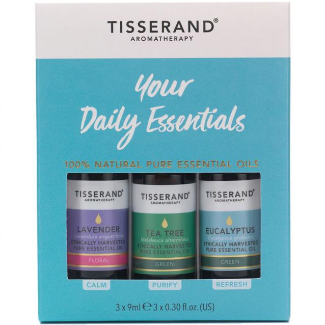 Tisserand Your Daily Essential Kit