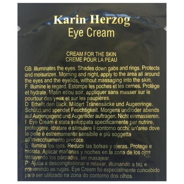 Karin Herzog Eye Cream Sample 2ml