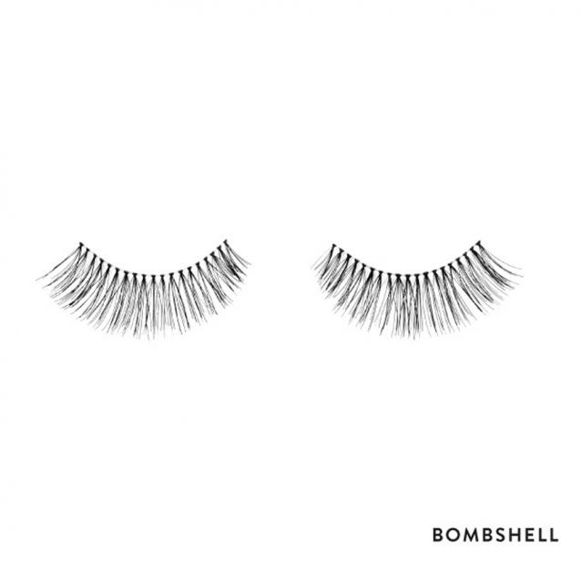 HD Brows Faux Lashes Bombshell