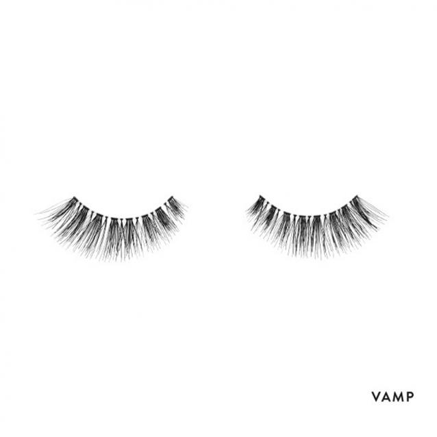 HD Brows Faux Lashes Vamp