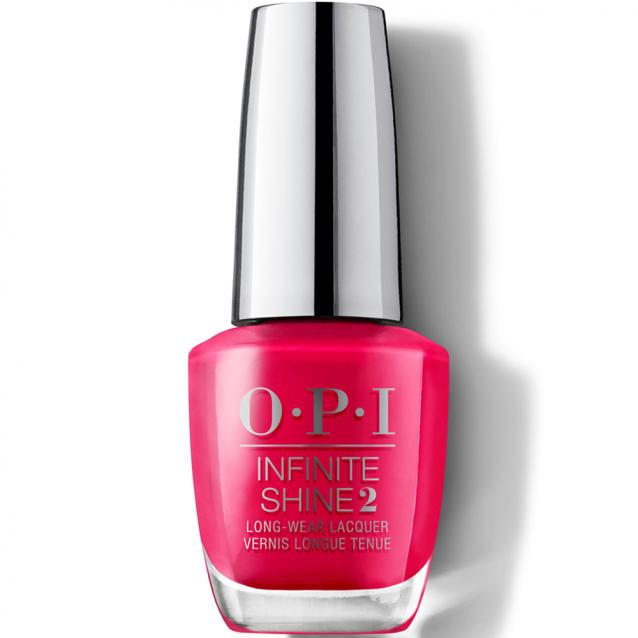 Opi Infinite Shine Running With The In-Finite Crowd