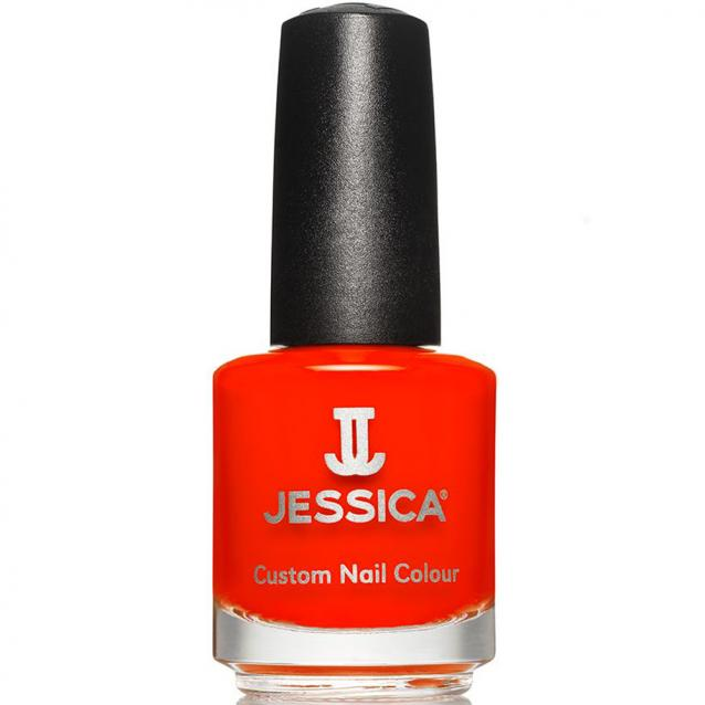 Jessica Shock Me Red