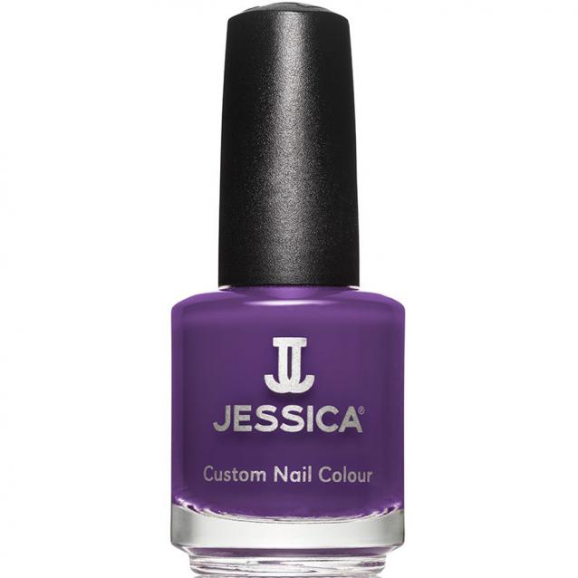 Jessica Pretty In Purple