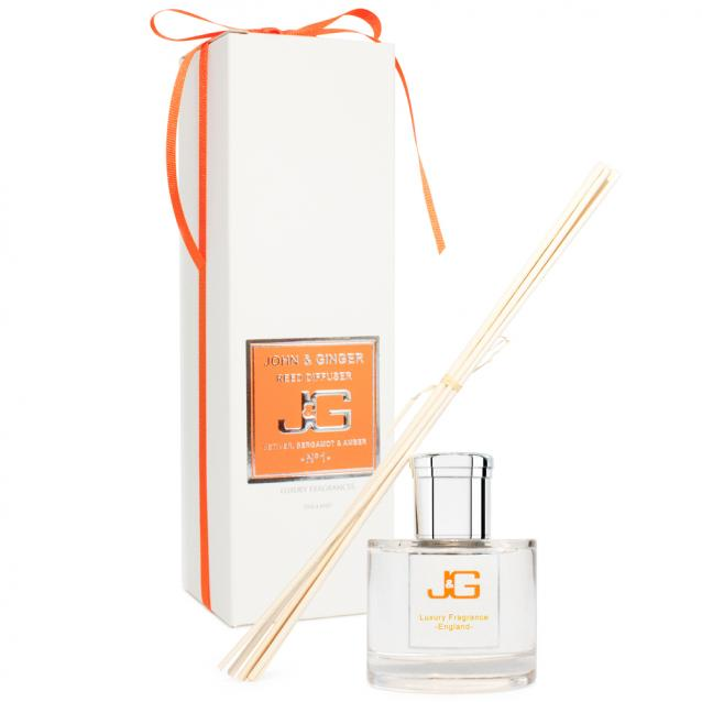 Reed Diffuser Number 1 With Vetiver And Bergamot