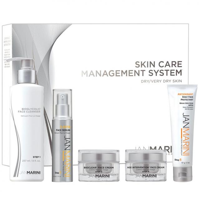 Jan Marini Skincare Management System For Dry To Very Dry Skin