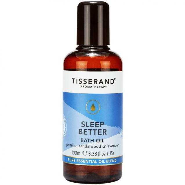 Tisserand Sleep Better Bath Oil 100ml