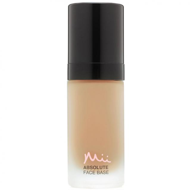 Mii Absolute Face Base Foundation Utterly Warm 30ml