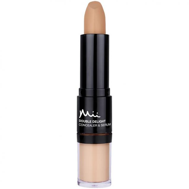 Mii Double Delight Concealer And Serum Peach Delight 2.5ml