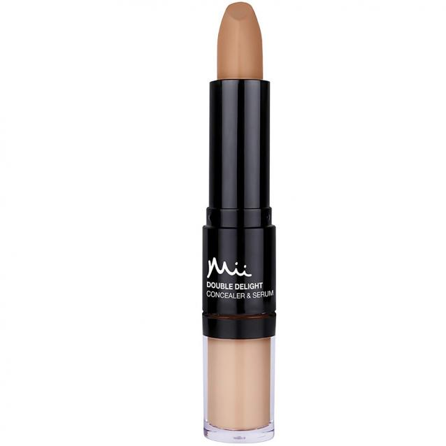 Mii Double Delight Concealer And Serum Honey Delight 2.5ml