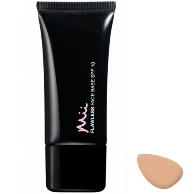 Mii Flawless Face Base Foundation Perfectly Honey 30ml