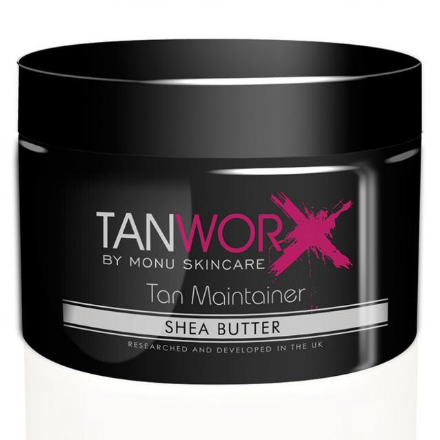 Monu Tanworx Tan Maintainer 120ml