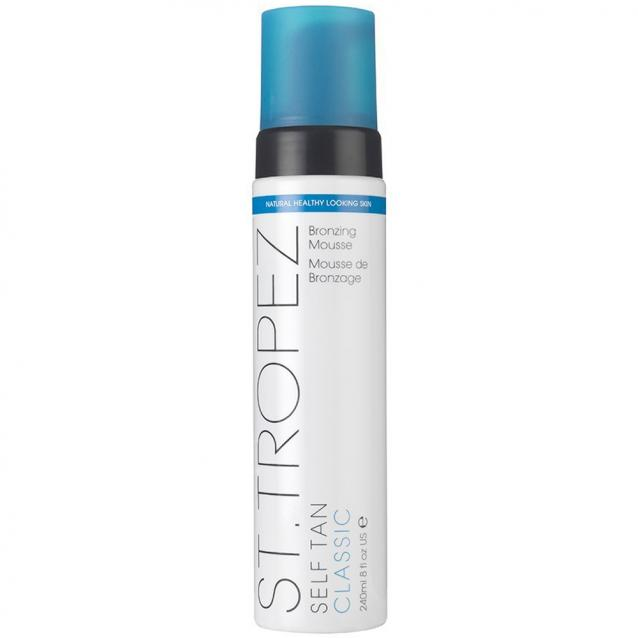 St Tropez Self Tan Classic Bronzing Mousse 240ml