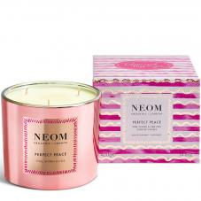 Neom Perfect Peace Scented Candle 3 Wick