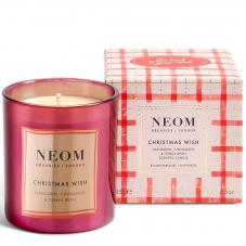 Neom Christmas Wish Scented Candle 1 Wick