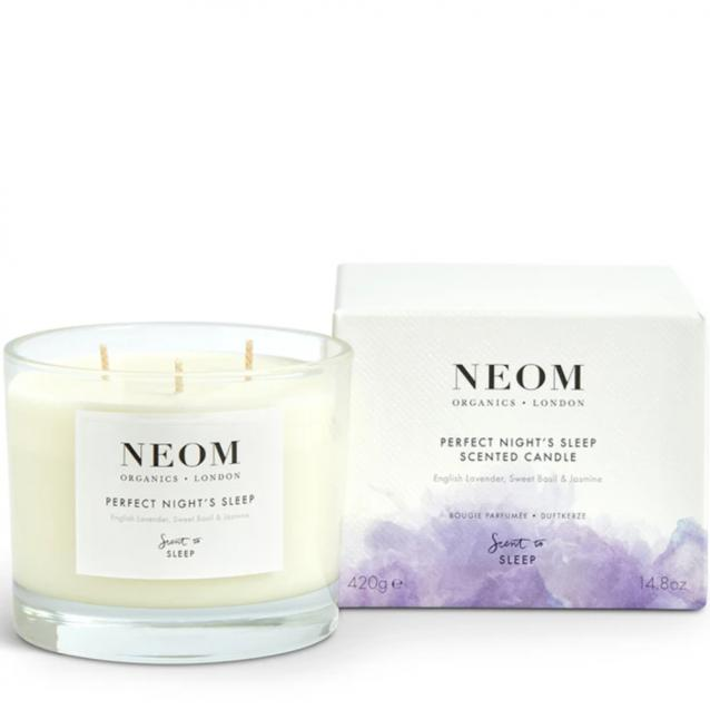 Neom Tranquillity Scented Candle 3 Wick