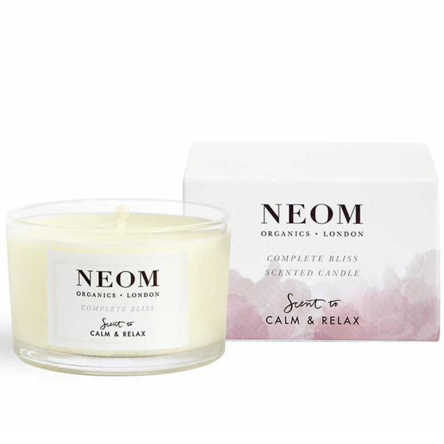 Neom Travel Candle Complete Bliss