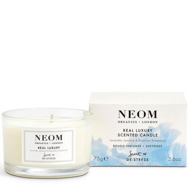Neom Travel Candle Real Luxury