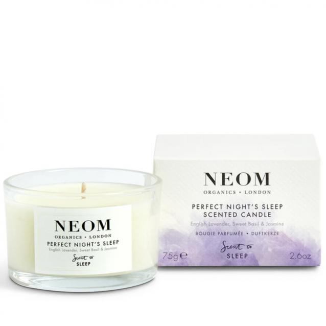 Neom Perfect Night's Sleep Scented Travel Candle
