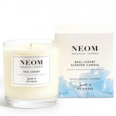 Neom Real Luxury Scented Candle 1 Wick