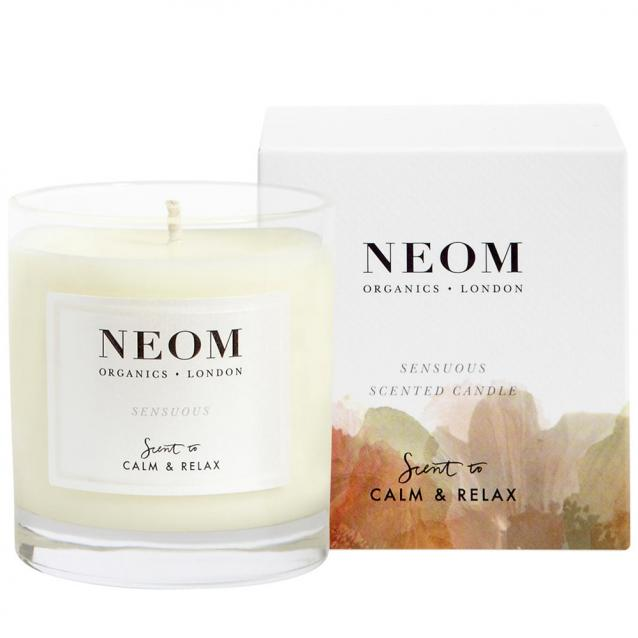 Neom Sensuous Scented Candle 1 Wick