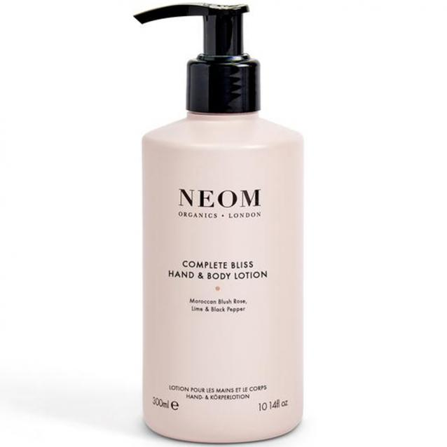 Neom Complete Bliss Body And Hand Lotion 300ml