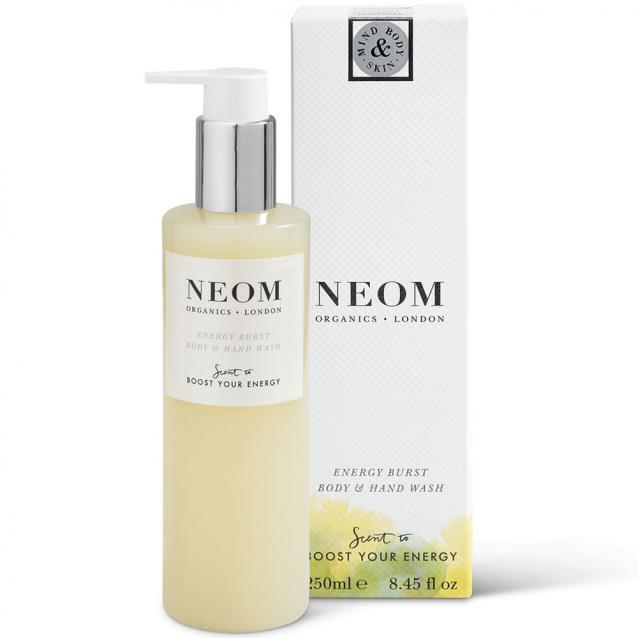 Neom Energy Burst Body And Hand Wash 250ml