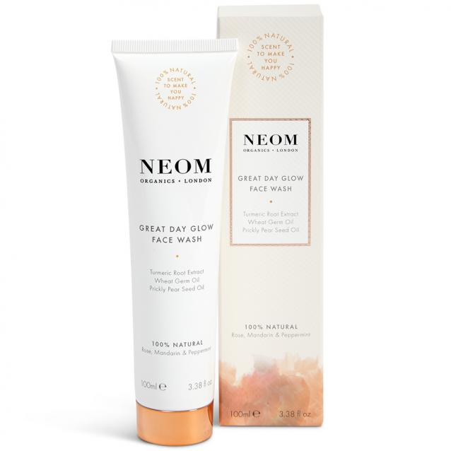 Neom Great Day Glow Face Wash 100ml