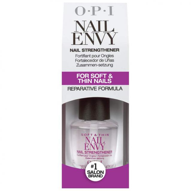 Opi Nail Envy Soft And Thin Nail Strengthener 15ml