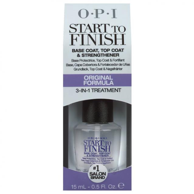Opi Start To Finish 15ml