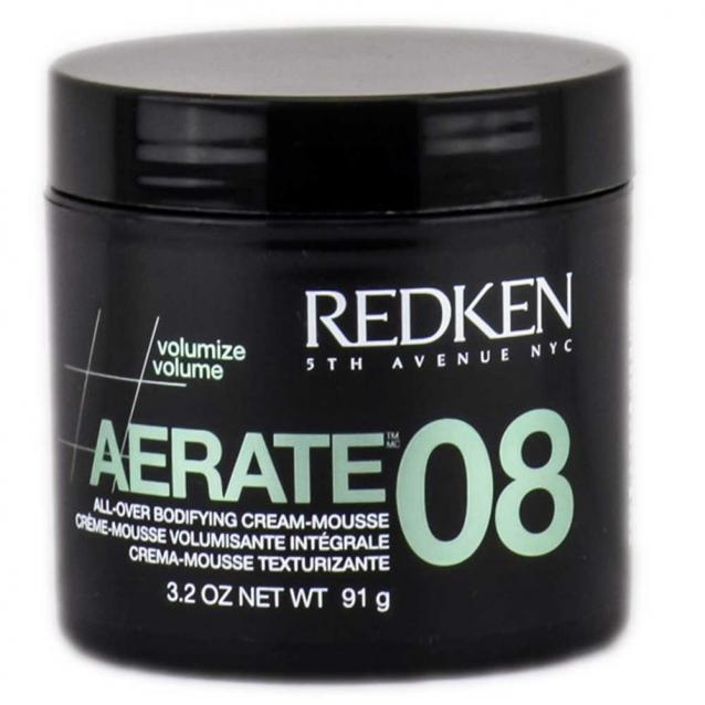 Redken Aerate 08 Bodifying Cream Mousse 91g