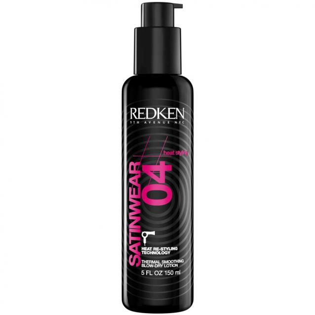 Redken Satinwear 04 Prepping Blow Dry Lotion 160ml