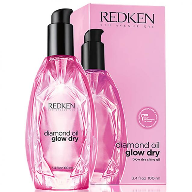 Redken Diamond Oil Glow Dry Style Enhancing Oil 100ml