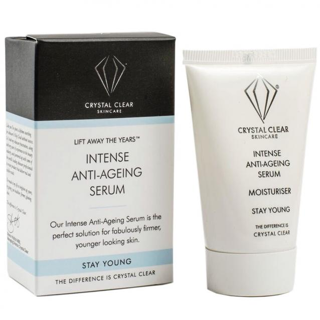 Crystal Clear Skincare Lift Away The Years Refill Intense Anti Age Serum 30ml
