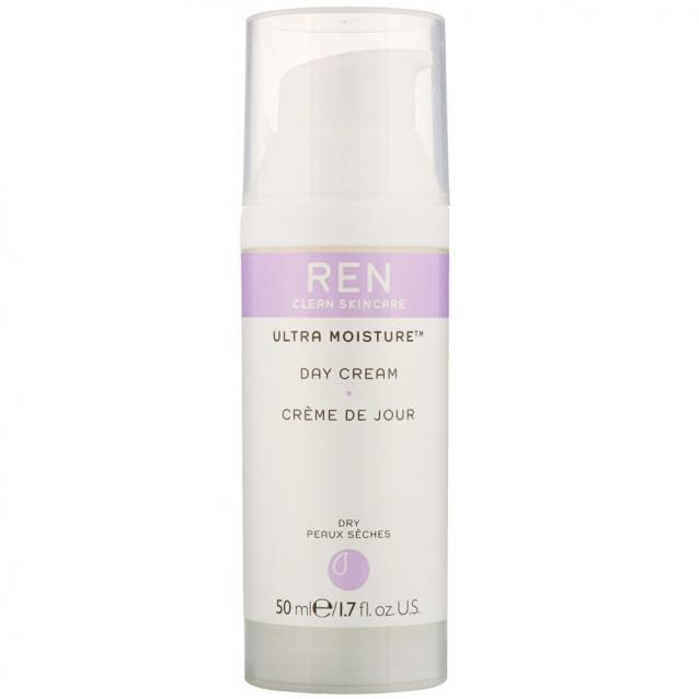 Ren Ultra Moisture Day Cream 50ml