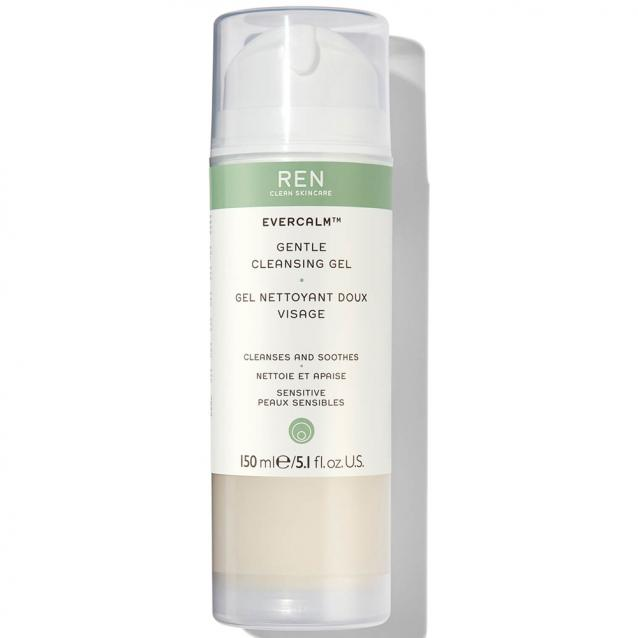 Ren Evercalm Gentle Cleansing Gel 150ml