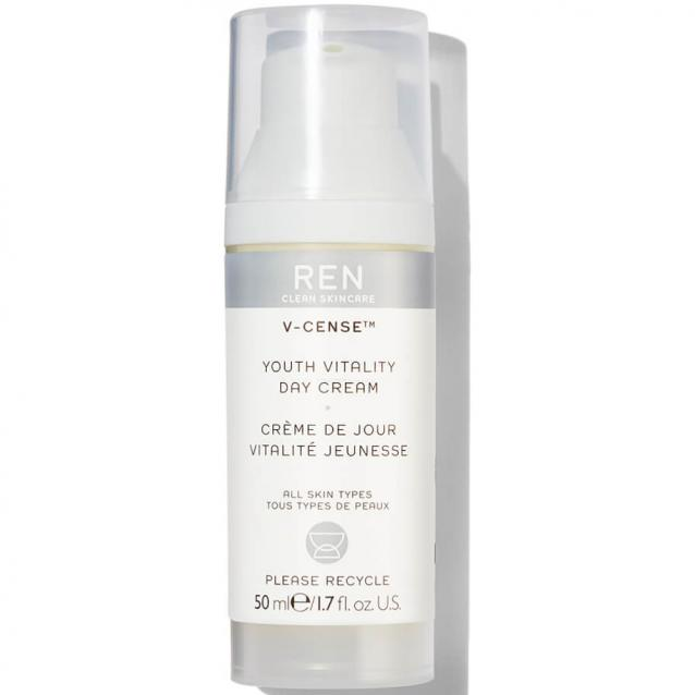 Ren V Cense Youth Vitality Day Cream 50ml
