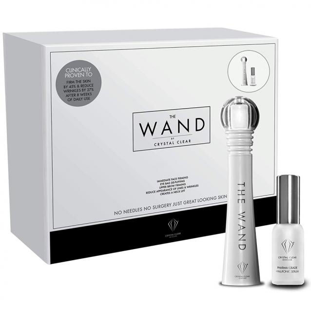 Crystal Clear Skincare The Wand For The Chopstick Facial