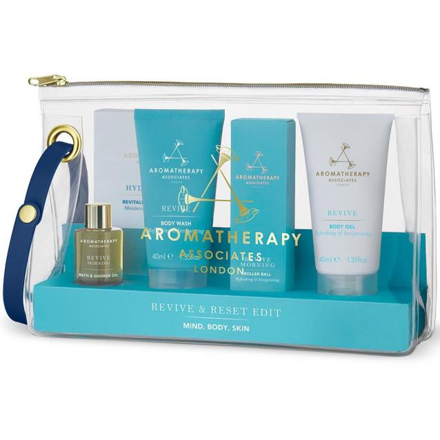 Aromatherapy Associates Revive And Reset Edit Gift Set