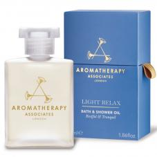 Aromatherapy Associates Light Relax Bath And Shower Oil 55ml