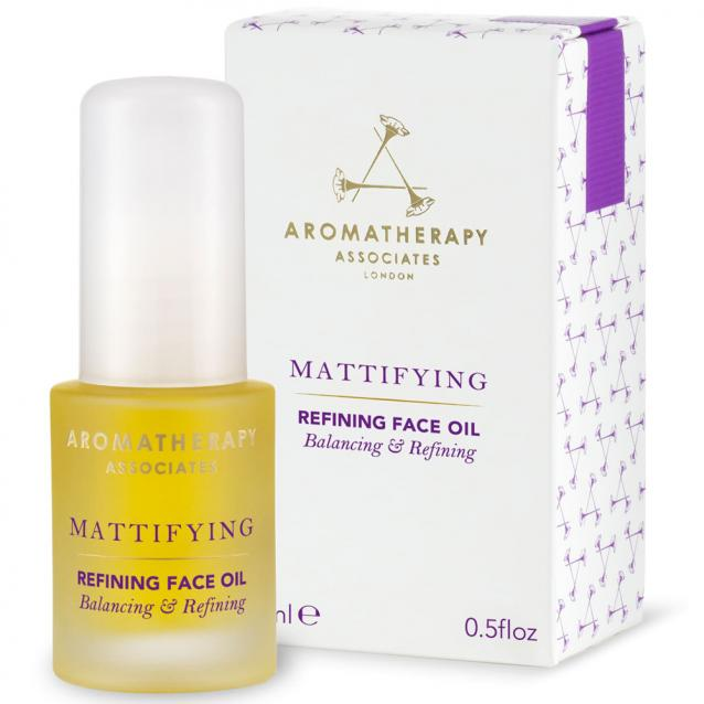 Aromatherapy Associates Mattifying Refining Face Oil 15ml