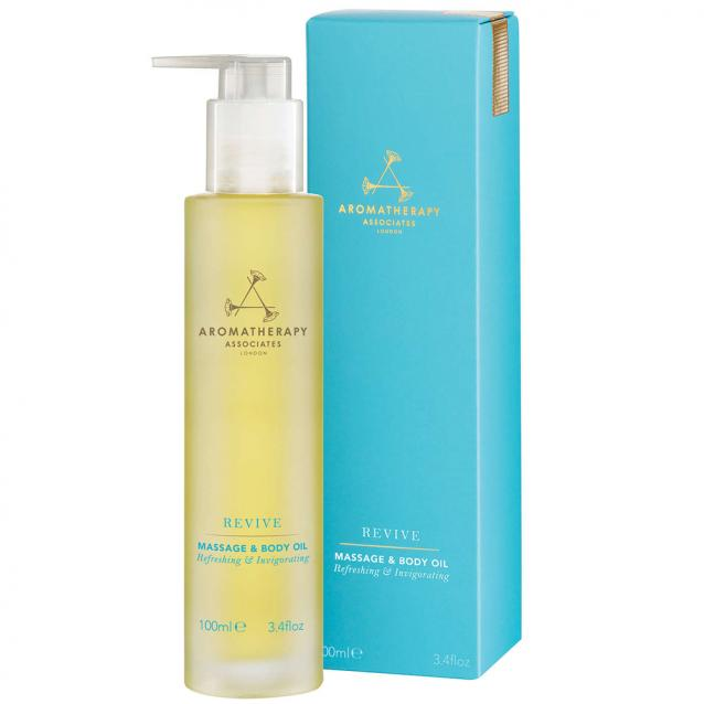 Aromatherapy Associates Revive Massage And Body Oil 100ml