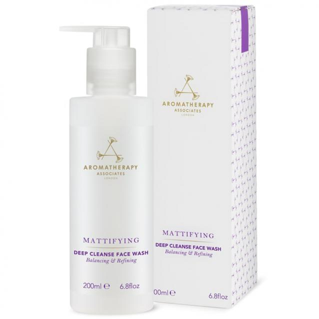 Aromatherapy Associates Mattifying Deep Cleanse Face Wash 200ml