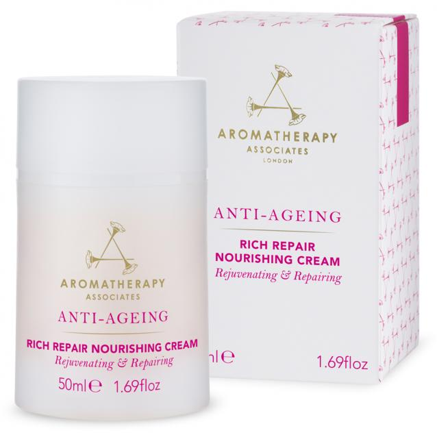 Aromatherapy Associates Anti Ageing Rich Repair Nourishing Cream 50ml