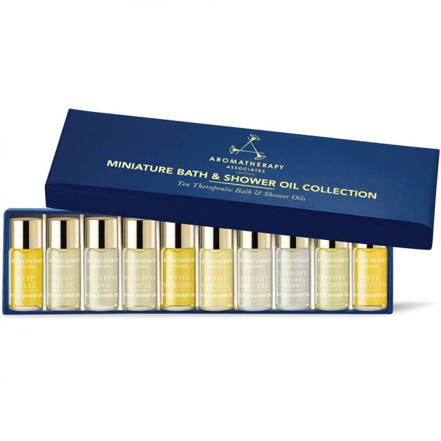 Aromatherapy Associates Miniature Bath And Shower Oil Collection 30ml
