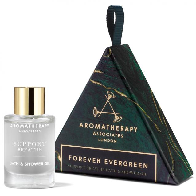Aromatherapy Associates Forever Green Support Breathe 10ml