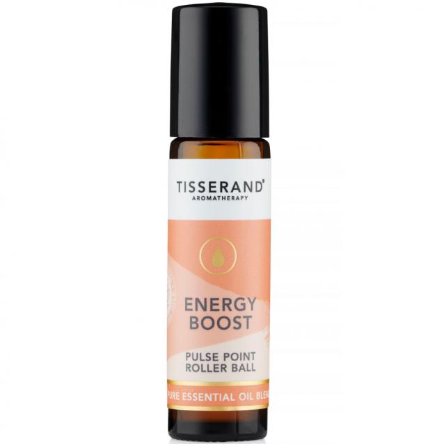 Tisserand Aromatherapy Energy High Pulse Point Roller Ball 10ml