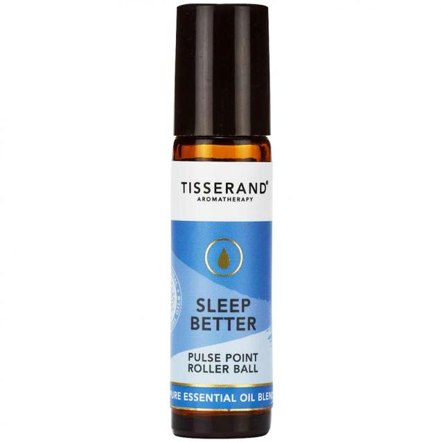 Tisserand Aromatherapy Sleep Better Pulse Point Roller Ball 10ml