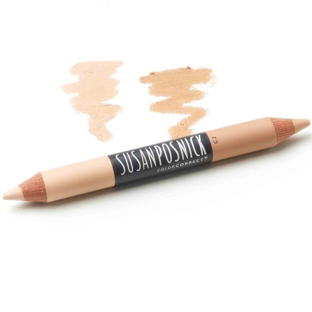 Susan Posnick Colorcorrect Concealer C2 Light To Medium