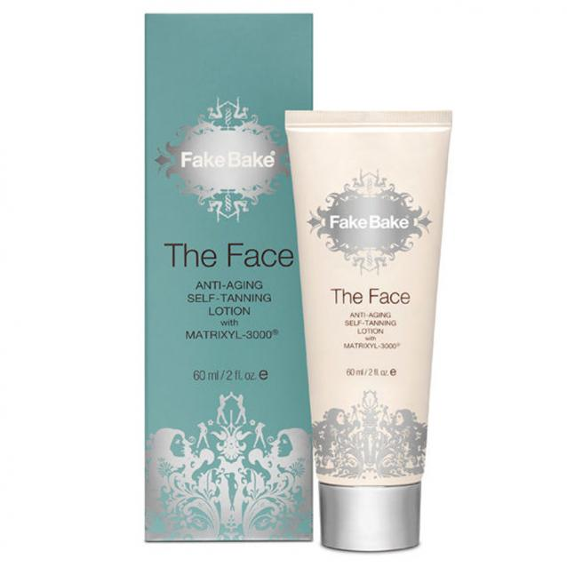 Fake Bake The Face Anti Ageing Self Tan Lotion With Matrixyl 3000 60ml